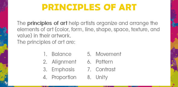 Quiz On The Principles Of Art: Trivia!