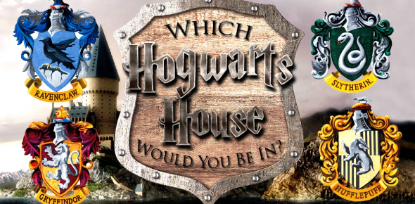 Do You Wonder Which Hogwarts House Would You Be In?