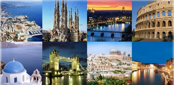 Quiz: Can You Name These Capital Cities?