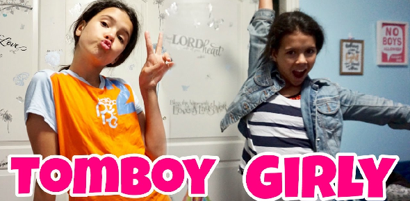 Quiz: Are You A Tomboy Or A Girly-girl?