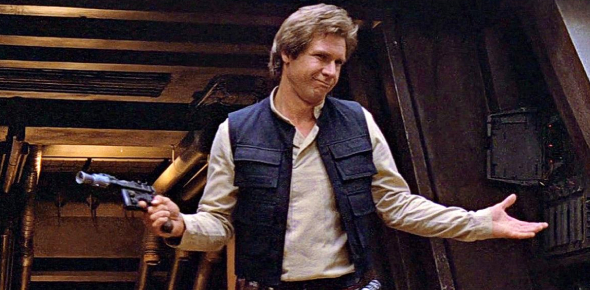 Does Han Solo Really Like You? Quiz!