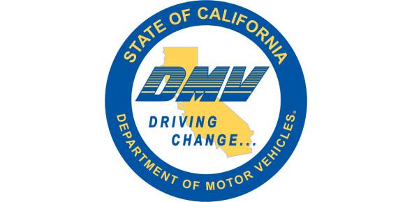 California DMV Driver