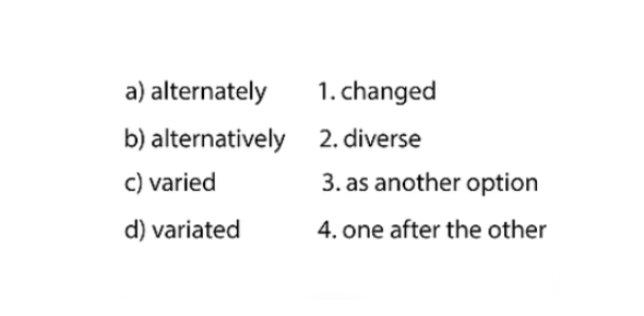 Advanced Vocabulary Test Quiz!