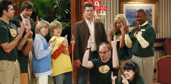 Which Suite Life Of Zack And Cody Character Are You ?