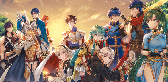 Which Fire Emblem Character Are You?