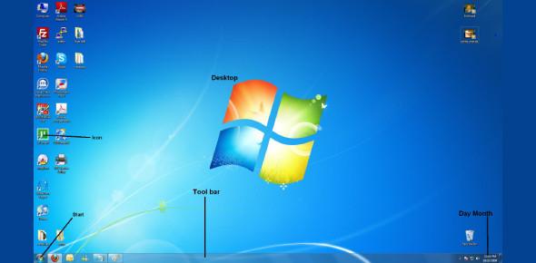 The Windows Desktop Labeling! Trivia Quiz
