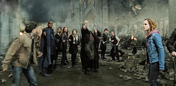 Harry Potter And The Deathly Hallows: Quiz
