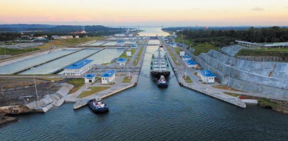 Panama Canal Quiz: MCQ!