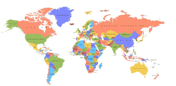 World: Countries And Capitals! Quiz