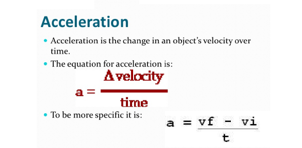 Trivia On Velocity And Acceleration! Quiz Questions