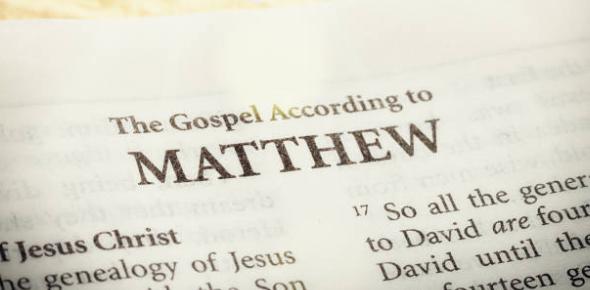 The Gospel Of Matthew 3