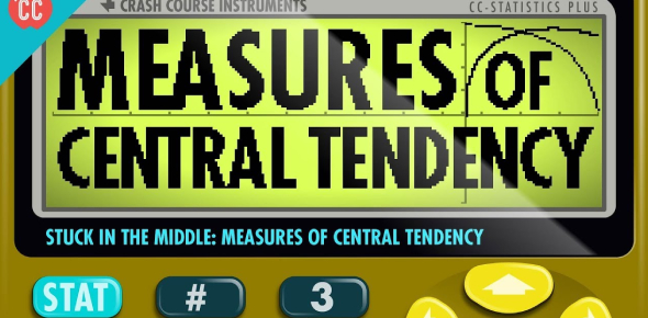 Measures Of Central Tendency Assessment