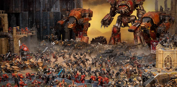 What Warhammer 40,000 Army Are You Quiz!