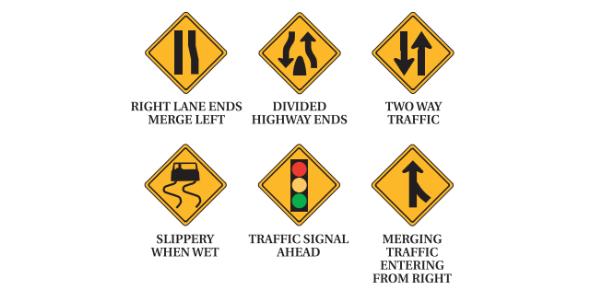 DMV Road Sign Test: Quiz!