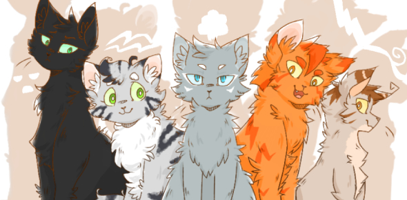What Would Your Name And Appearence Be If You Were A Warrior Cat?