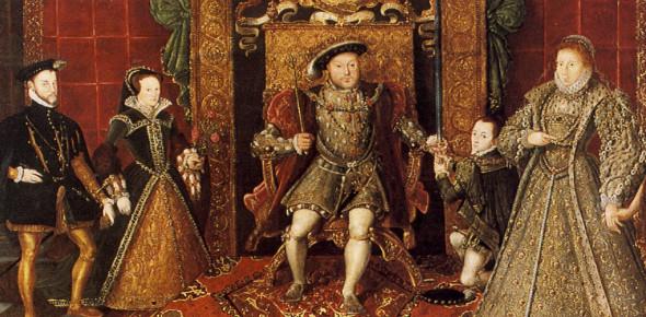 English History Quiz: The House Of Tudor Part- II