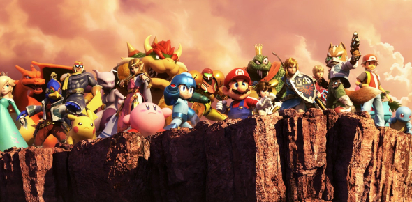 Quiz: Which Super Smash Character Are You?