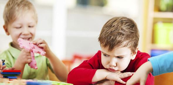 A Psychology Quiz On Child Behaviour!