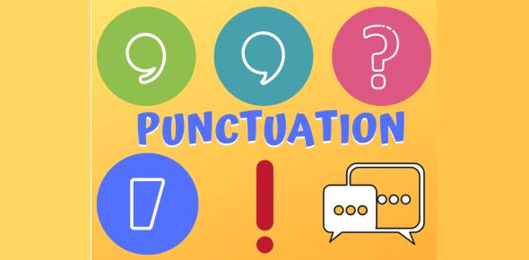 Grammar Test On Punctuation: Quiz!