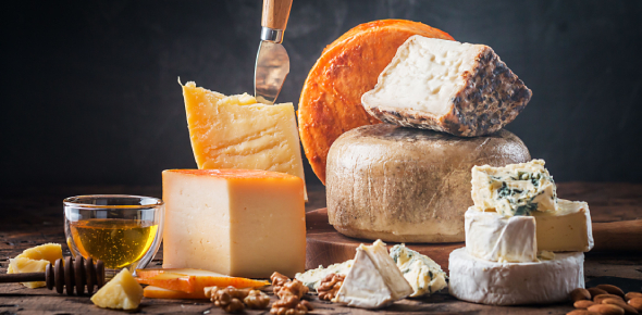 Test Your Cheese Knowledge! Quiz