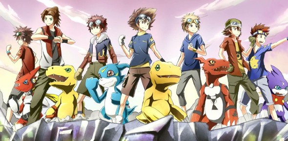What Digimon Partner Would You Have?