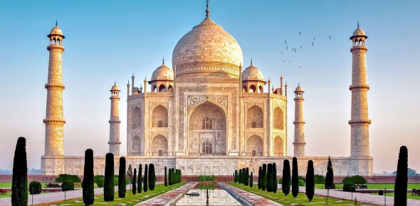Taj Mahal Quiz! Interesting Trivia Facts