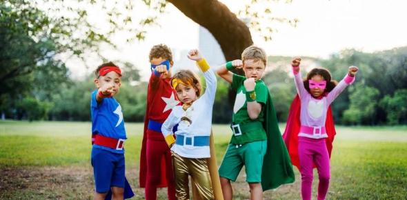 Fun Superhero Quiz You Have To Take