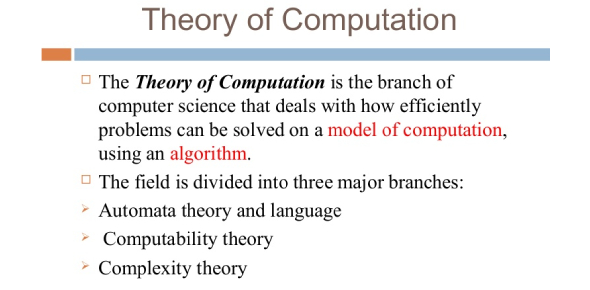 Theory Of Computation (Toc) Quiz