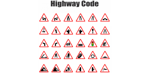 The Highway Code: Attitude On The Road Test