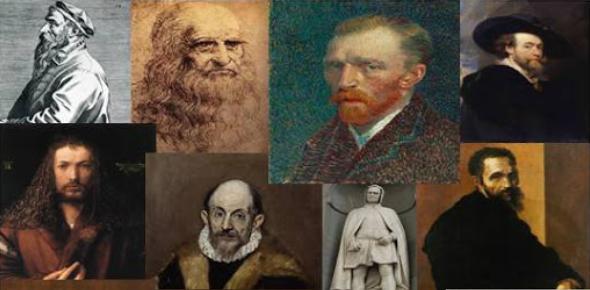 Great Artists Trivia Questions