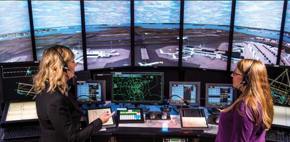 Air Traffic Controller Test.