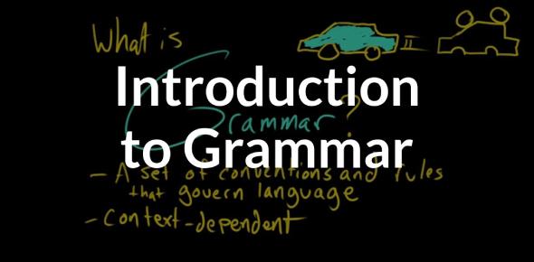 Practice Your Grammar: Quiz!