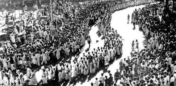 Quit India Movement Trivia Quiz!