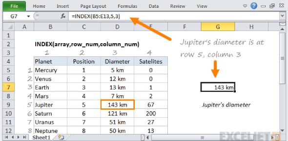 Excel Formulas And Functions! Trivia Quiz