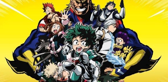 What Would Be Your My Hero Academia Quirk Quiz