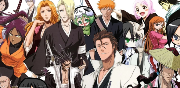 What Captain Is Your Bf/Gf (Bleach)