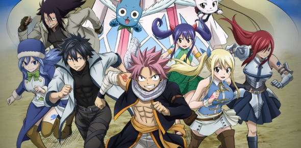 Quiz: Which Fairy Tail Character Are You?