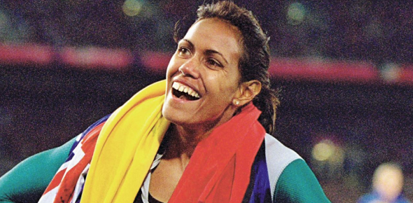 What Do You Know About Cathy Freeman?