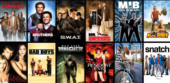 What Is Your Favorite Movie Genre Quiz!