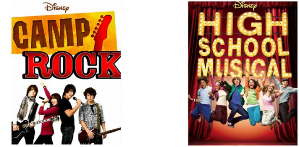 Are You More Into Camp Rock Or High School Musical?