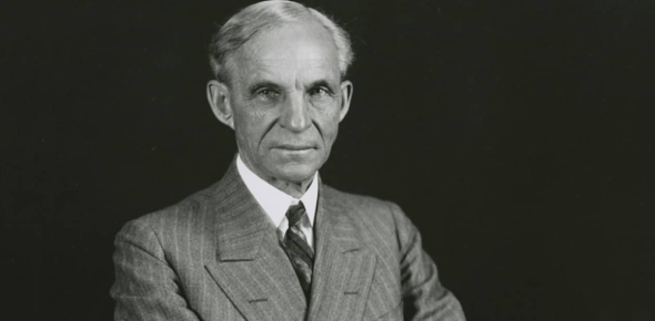 Henry Ford Trivia Facts: MCQ Quiz!