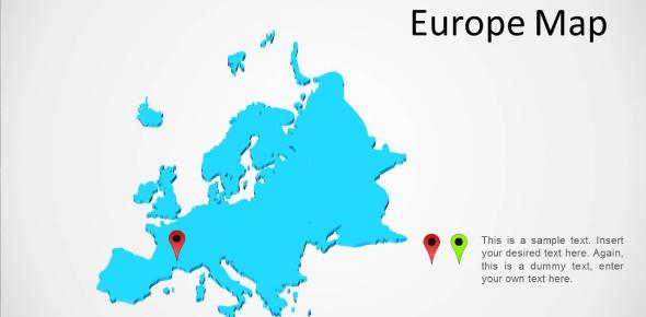 Europe Map Quiz! Trivia Questions