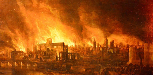Quiz: The Great Fire Of London! Trivia