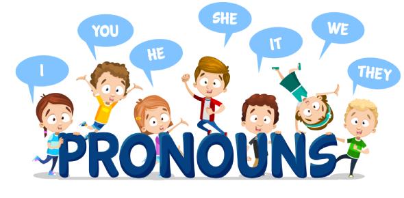 Pronouns Test: Ultimate Quiz! Trivia