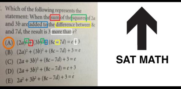 SAT Math Practice Test Quiz: Trivia!
