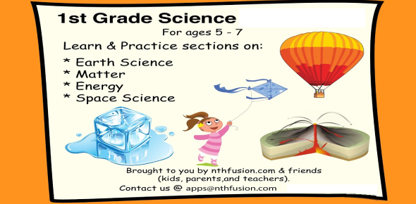 1st Grade Science Quiz: Test!