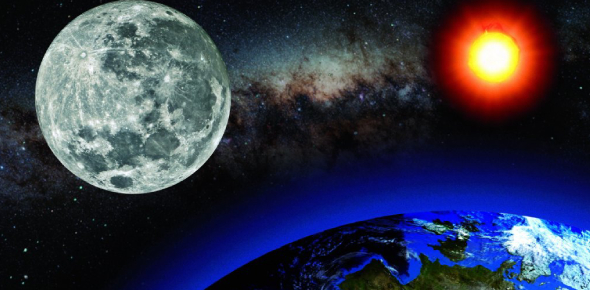 4th Grade Science Trivia Quiz On Sun, Moon And Earth!