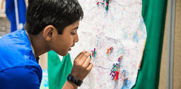 Geography Practice Test MCQ: Quiz!