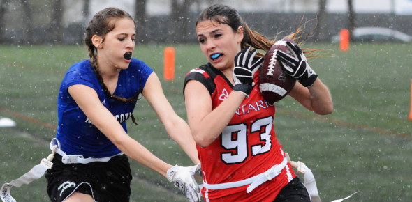 The Ultimate Flag Football Quiz!