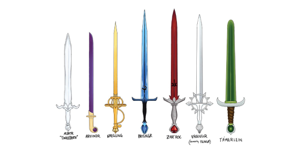 What Is Your Inheritance Cycle Sword